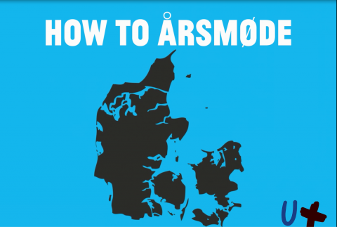 Årsmøde - how to...